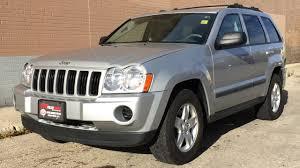 2007 Jeep Grand Cherokee Laredo 4WD - Power Windows & Locks Cloth ...