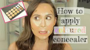 you makeup tutorials concealer