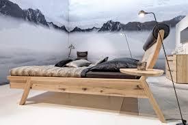 Voglauer V Vaganto Doppelbett Wildeiche Leder Möbel Letz Ihr