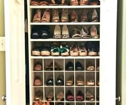 shoe closet shelves shoes closet medium size of hallway shoe racks inside 19 best photos of