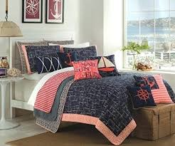 Max Studio Bedding Blue Max Studio Home Twin Quilt Max Studio ... & ... Max Studio Nautical Design Bedspread 3pc Full Queen Quilt Set Coverlet  Cotton Reversible Quilted Bedding Max ... Adamdwight.com