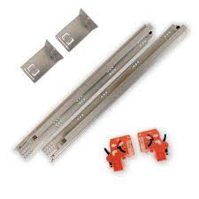 soft close full extension undermount drawer slides kit