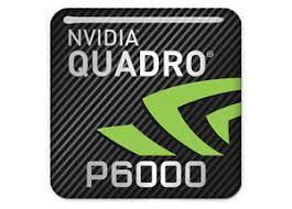 Image result for logo nvidia quadro p6000