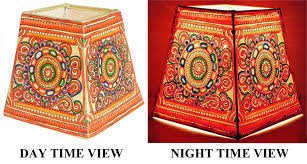 Other Images Like This! this is the related images of Colorful Lamp Shade