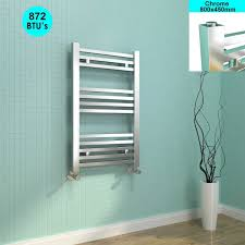 heated towel rails for bathrooms. elegant modern designer chrome straight square heated towel rail bathroom radiator rails for bathrooms e