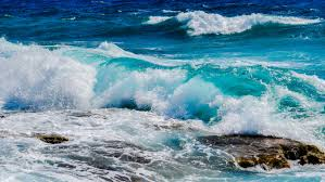 Body Of Water Waves Free Stock Photo