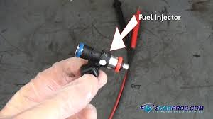 how to test a fuel injector in under 20 minutes How To Find A Short In A Wire Harness step 5 identify the injector to be tested and inspect for defects or bad connections