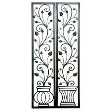 Small Picture Wrought Iron Wall Designs Markcastroco