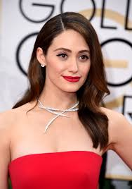 get emmy rossum s rocking red carpet look with rimmel london the staten island family