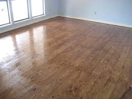 Plywood sounds so . . . cheap. But look how our plywood floors ...