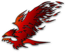 Image result for a picture of an red eagle