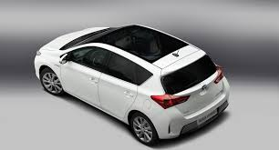 new car release newsToyota Releases First Official Pictures of AllNew Auris