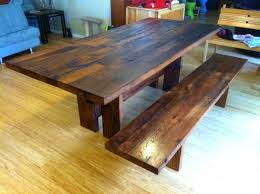 Best Wood For Kitchen Table Reclaimed Barn Wood Desk Best Home Furniture Decoration