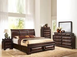 Global Bedroom Furniture Global Furniture Sarina 5 Piece Bedroom Set In Varnish Oak