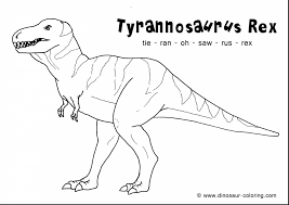Small Picture remarkable cute dinosaur coloring pages with t rex coloring page