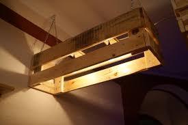 pallet ceiling hanging bar pendant light