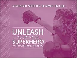 stronger slimmer sr smilier personal training is school for your inner superhero