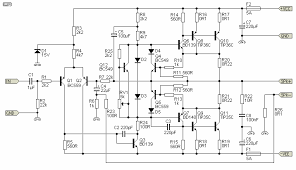 guitar amp circuit diagram the wiring diagram guitar amp circuit diagram nest wiring diagram circuit diagram