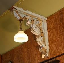 lovely unique lighting fixtures 5. use a corbel to add some flair light fixtures lovely unique lighting 5