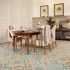 mardi gras 533 filez moroccan patterned tile effect vinyl flooring