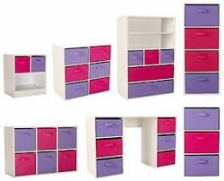 kids toy storage furniture. Image Is Loading Children-Toy-Storage-Unit-Kids-Chest-Desk-Canvas- Kids Toy Storage Furniture C