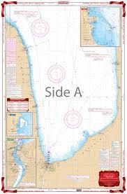 South Lake Huron And Saginaw Bay Navigation Chart 74