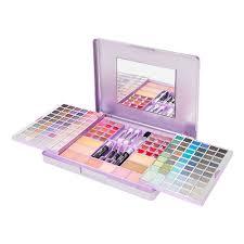 makeup kits for kids. metallic purple sliding makeup set kits for kids l