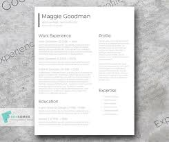 Creative Resume Templates Free Download Elegant Free Classic And