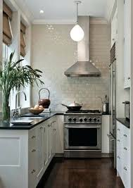 Kitchen Design With White Cabinets Delectable Small Kitchen With White Cabinets Enlarge Small Kitchen White