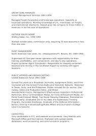 Freight Forwarder Cover Letter Example