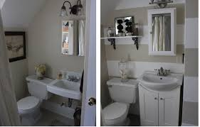 Small Bathroom Makeovers Photo Gallery Cqwbinfo - Small bathroom makeovers
