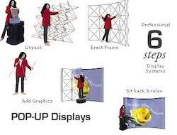 Pop Up Display Stands India POP Up Display Stand Suppliers Manufacturers in India 100