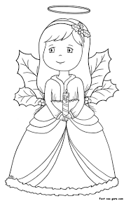 Small Picture Download Coloring Pages Angel Coloring Pages Angel Coloring