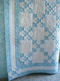 Best 25+ Irish chain quilt ideas on Pinterest   Quilt patterns ... & Tourquoise Irish Chain   Flickr - Photo Sharing! Adamdwight.com