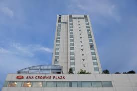 Ana Crowne Plaza Toyama Hotel Ana Crowne Plaza Toyama Japan Bookingcom