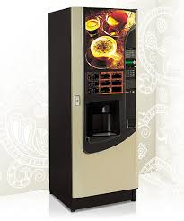 Coffee Bean Vending Machine Custom Crane Fusion 48in48 Bean To Cup Leaf Tea Instant Vending Solutions