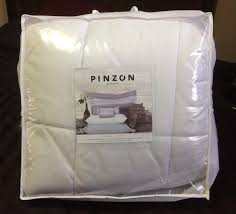 pillow top mattress pad. Pinzon Overfilled Micro-Plush Mattress Pad Review Pillow Top M