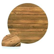 round table tops for unfinished wood large size of top live edge