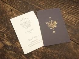 Letter Press Business Card Luxurious Letterpress Business Cards Design Service Available