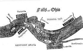 Eyewitness Accounts Of Encountering Falls Of The Ohio Rapids