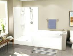 modern shower bath combo designs amazing small bathtub combinations cool combination