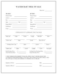 Free Forms Bill Of Sale Blank Bill Of Sale Form Blank Bill Of Sale Template Free