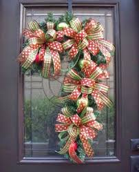 Candy Cane Wreath CANDY Christmas Wreath Christmas Wreath Deco Candy Cane Wreath Christmas Craft