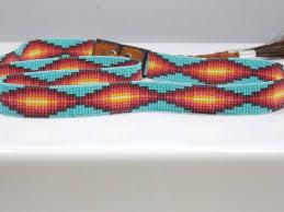 Navajo bead designs Looming Image Of Navajo Bead Designs Beaded Bracelet Beaded Bracelet Daksh Follow The Author Navajo Beadwork Dakshco Navajo Bead Designs Beaded Bracelet Beaded Bracelet Daksh Follow The
