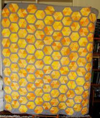 Gratitude: Peter & Noel's Honeycomb Quilt – Pieced Together & Honeycomb Quilt by Pieced Together Quilts Adamdwight.com