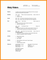 How To List Education On Resume 100 How To List Associate Degree On Resume Resume Type 74