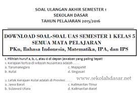 Try the suggestions below or type a new query above. Download Soal Uas Pkn Kelas 5 Dan Kunci Jawaban Peranti Guru