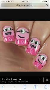 121 best Nails: Minions images on Pinterest | Minions, Bananas and ...