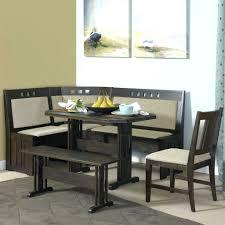Breakfast Nook With Storage Kitchen Storage Bench L Shaped With Abreakfast Nook Plans