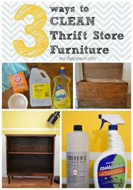 repurposed furniture store. ways to clean thrift store and second hand furniture repurposed u